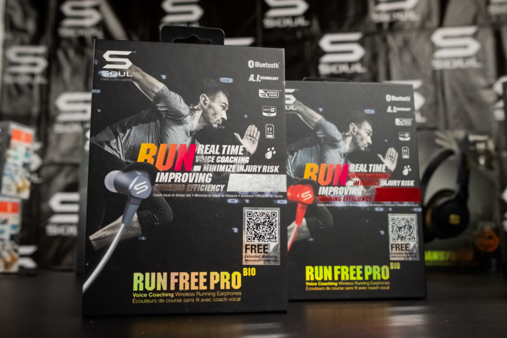 run free pro bio - packaging