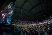Ed Sheeran Divide Tour - feature pic