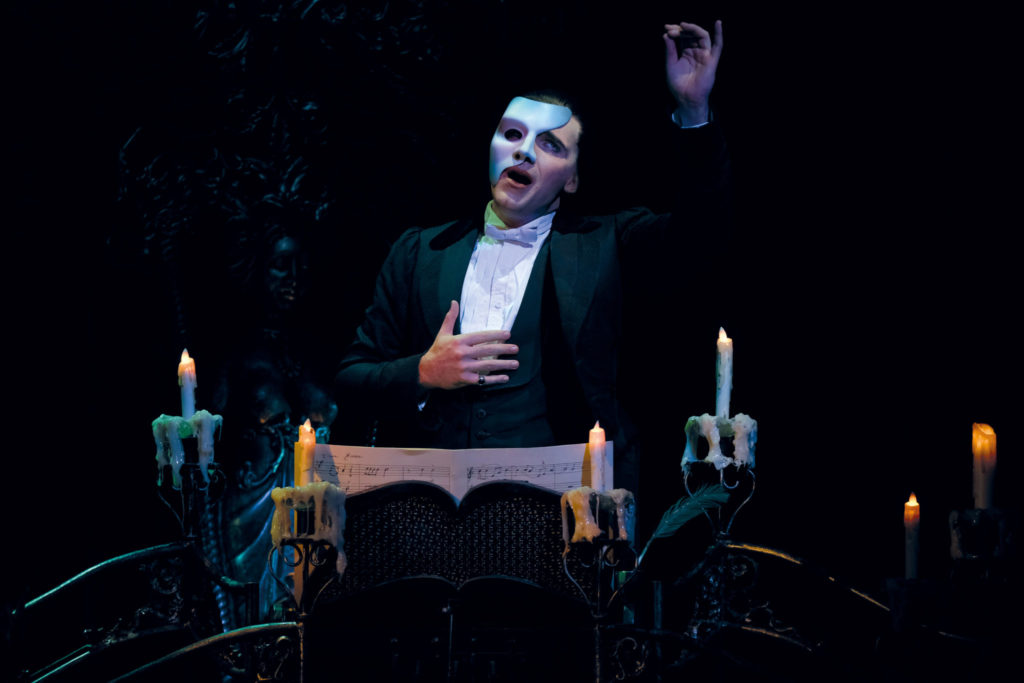 phantom of the opera review - phantom