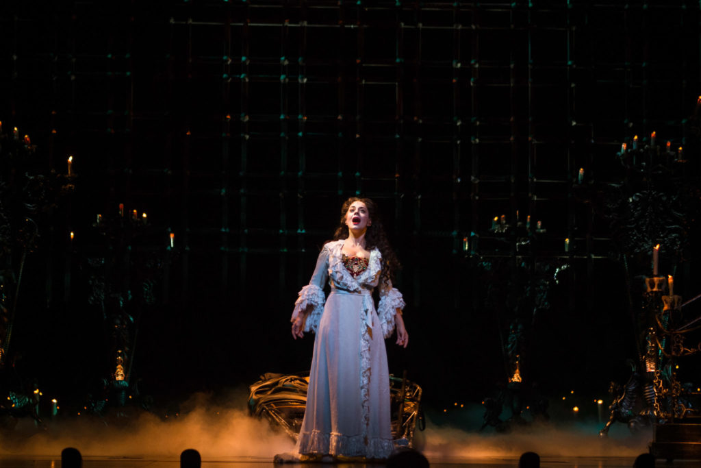 phantom of the opera review - christine