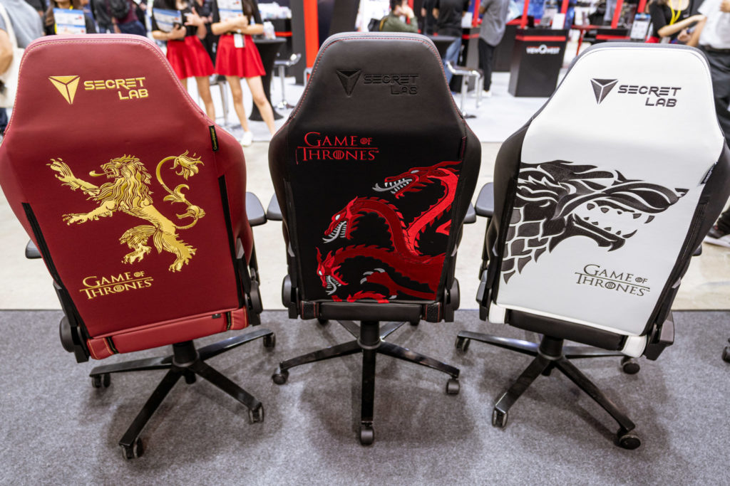 Secretlabs Game of Thrones Collection