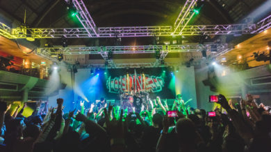 LOUDNESS Live - feature pic