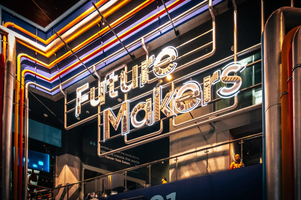 Future Makers Sign
