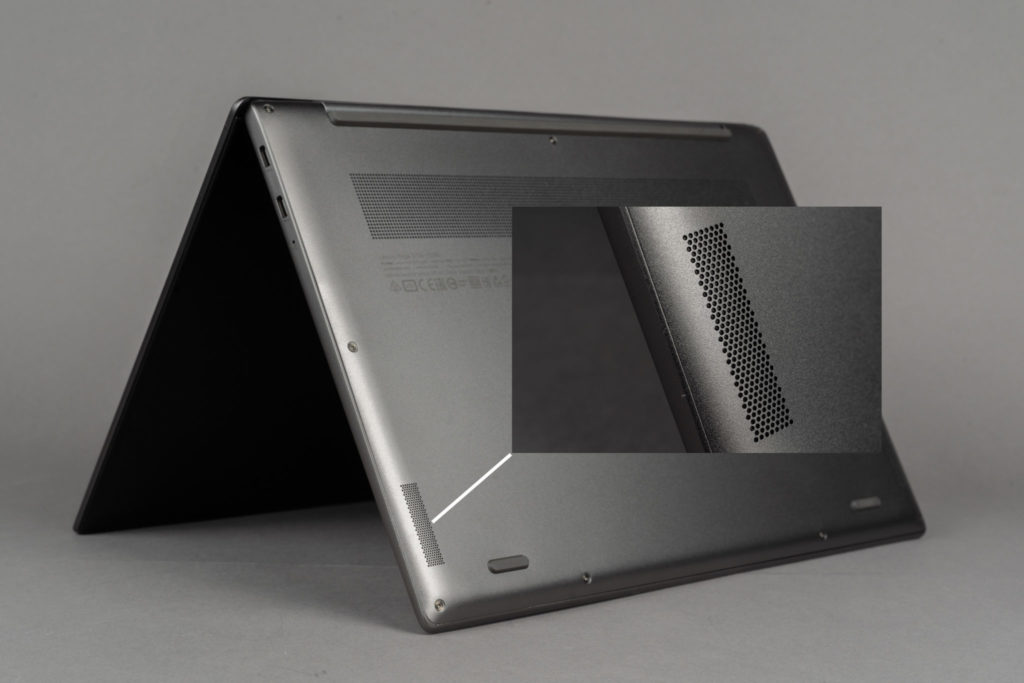 Lenovo Yoga S730 Speakers