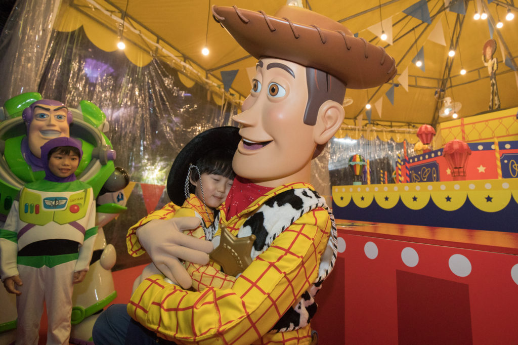 Children's Festival - toy story meet and greet