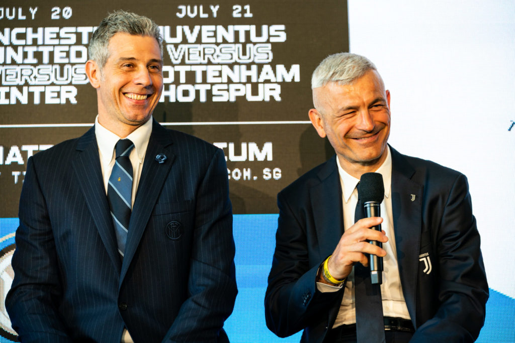 ICC 2019: Juventus Positions of Need