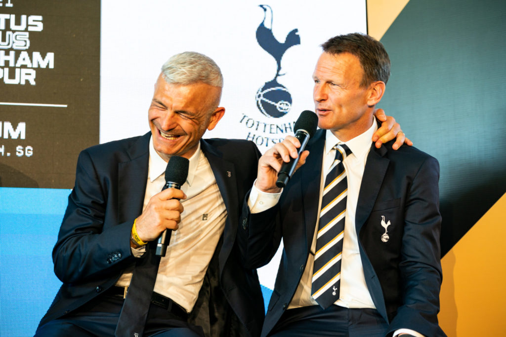 ICC 2019: Juventus with Spurs