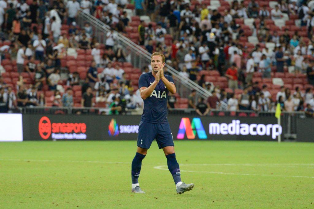 ICC 2019: Harry Kane's applause
