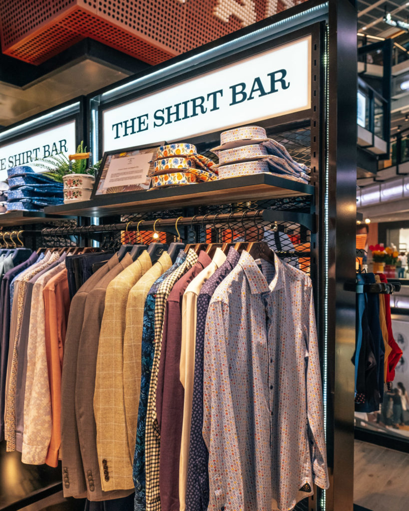 Funan shopping guide - The Shirt Bar