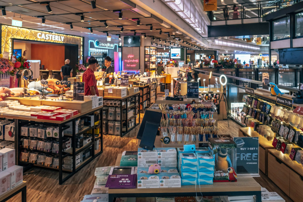 Funan shopping guide - Gadget Mix