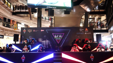 Photo of Inaugural Esports Festival Asia (EFA) to mark debut at COMEX 2019