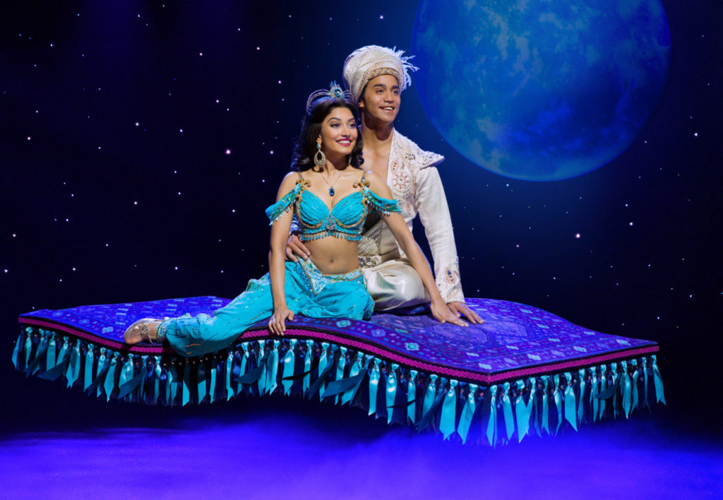 Aladdin - Magic Carpet Ride
