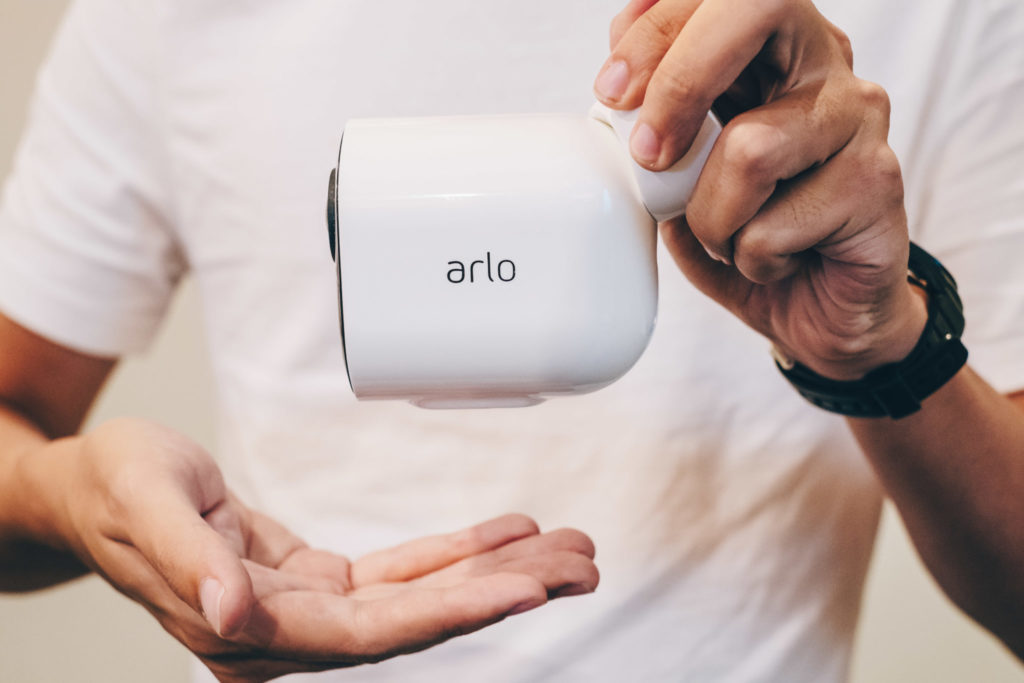 Arlo Ultra Top Mount