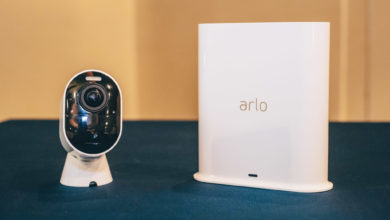 Arlo Ultra Front