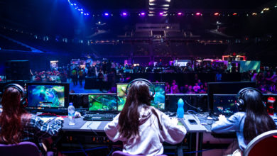 YouthX Campus Game Fest Female esports