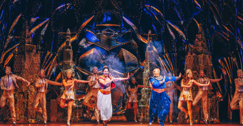 Photo of Disney's Aladdin musical sprinkles some Disney magic in its Genie-ous production