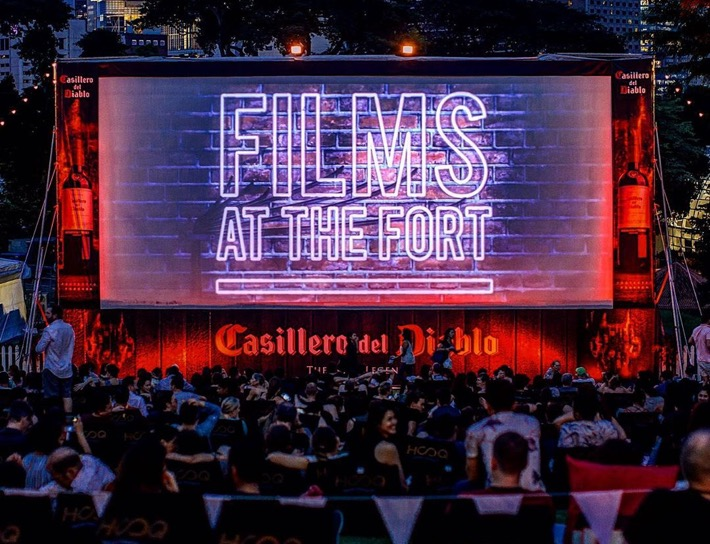 Aug Quick Beats - Films At The Fort