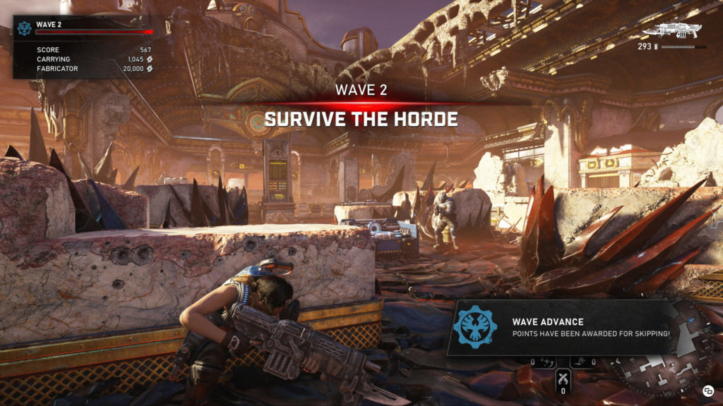 Gears 5 Review Horde Mode