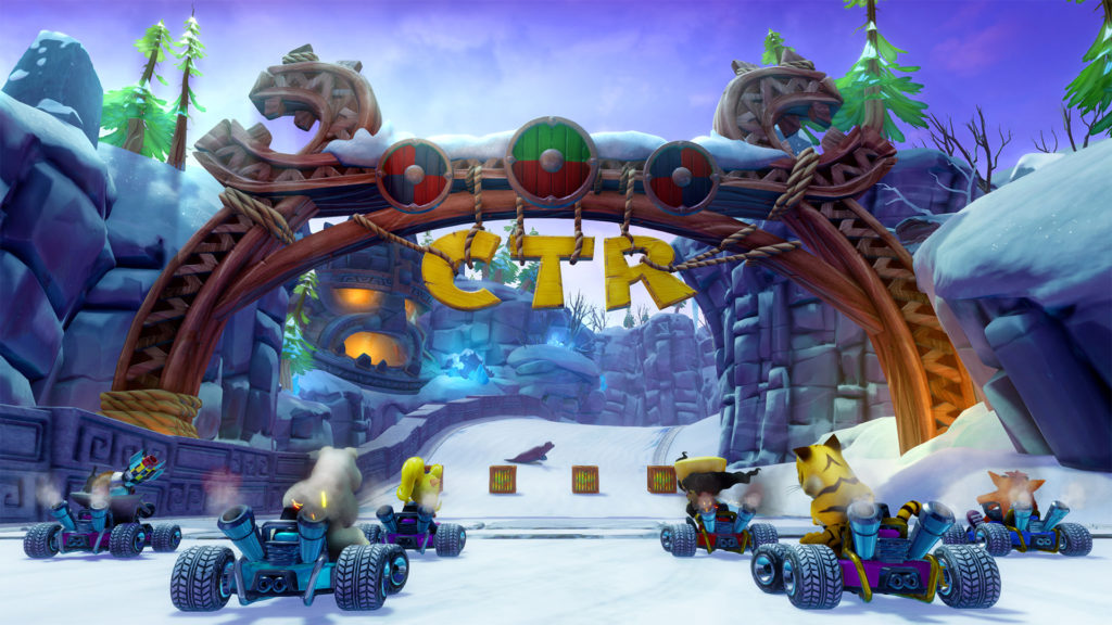 Crash Team Nitro: CTR