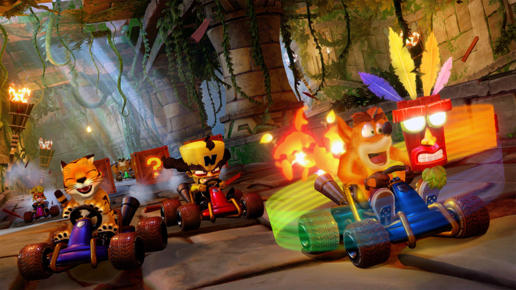 Crash Team Racing Nitro-Fued pic 5