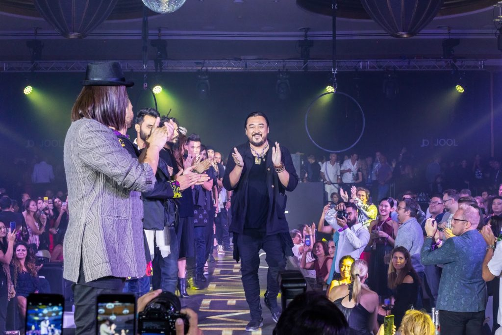 The Podium Lounge: M interview - M at the Fashion Circuit 2018