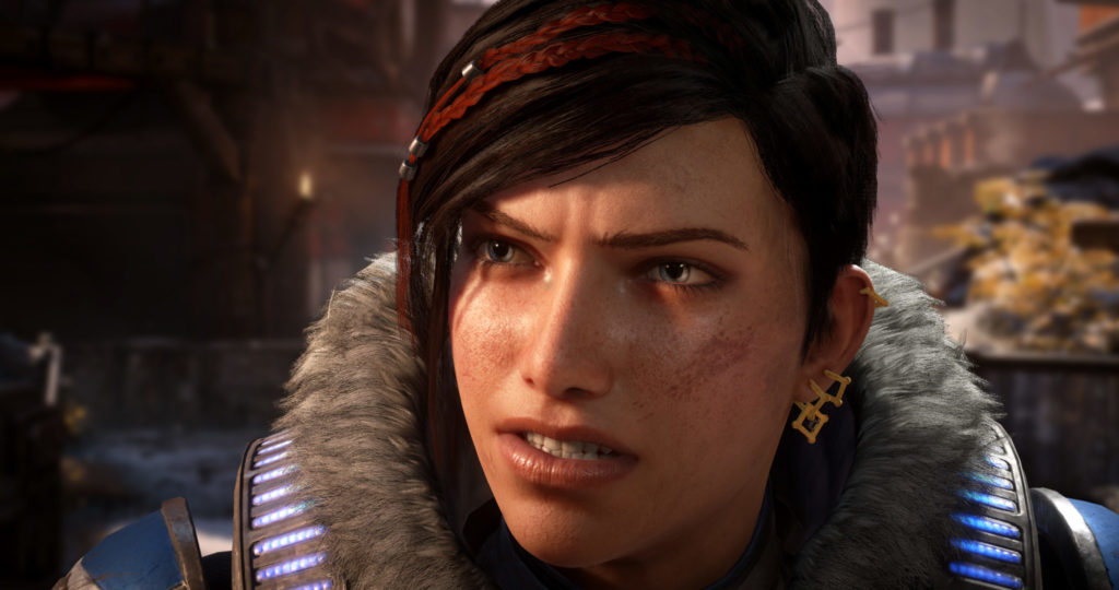 Gears 5 Review Kait