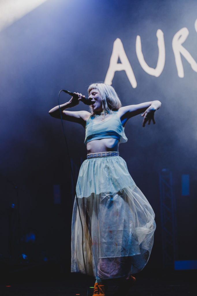 Neon Lights 2019: AURORA Performance
