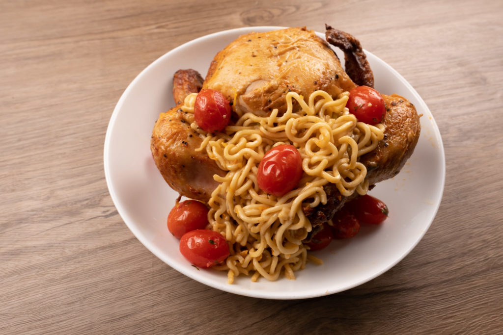 Indomie Roast Chicken