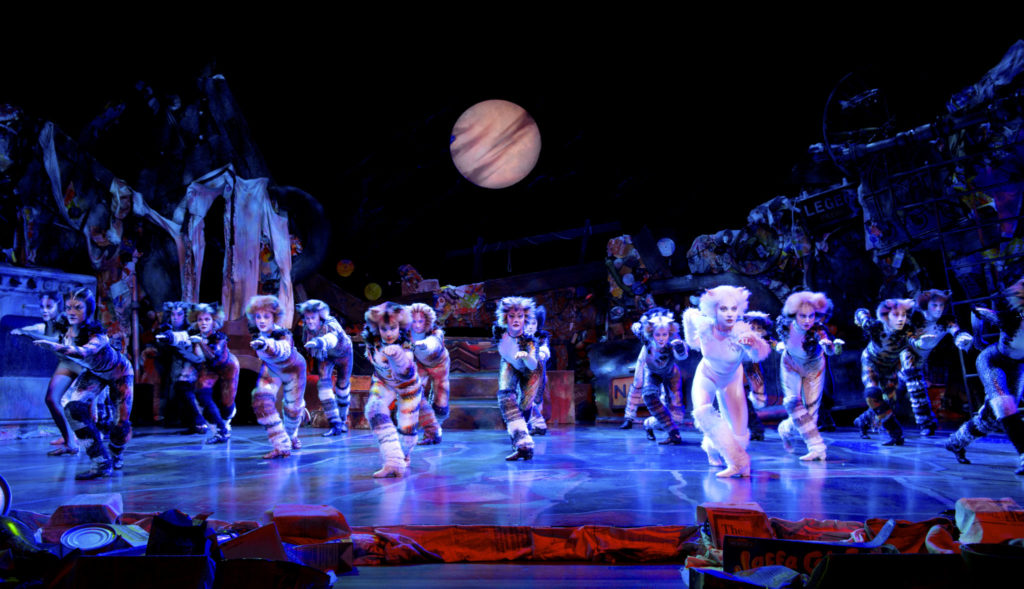 Cats the Musical: Choreography