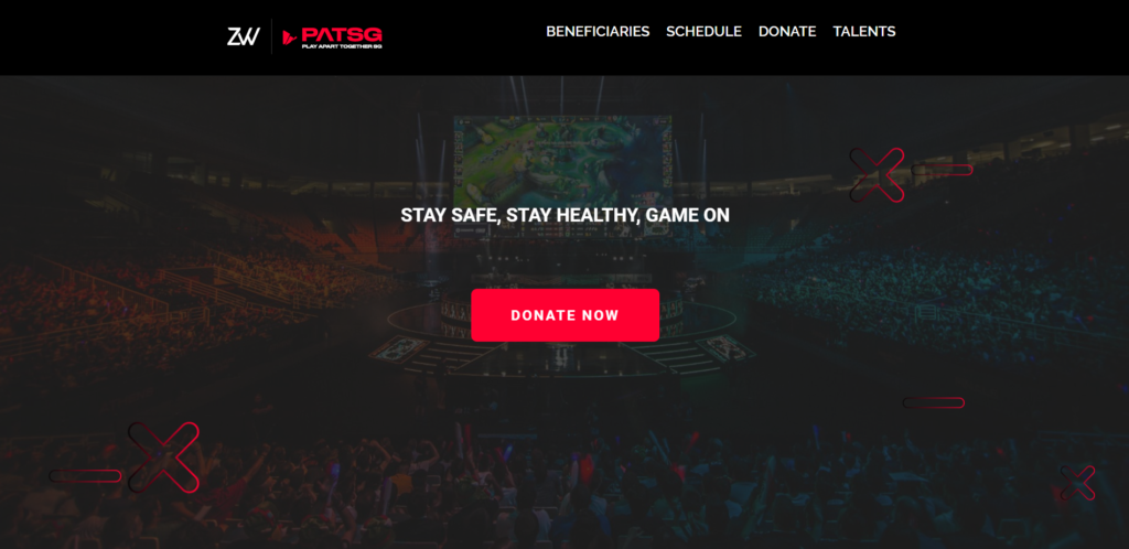Zenway Productions PlayApartTogether page