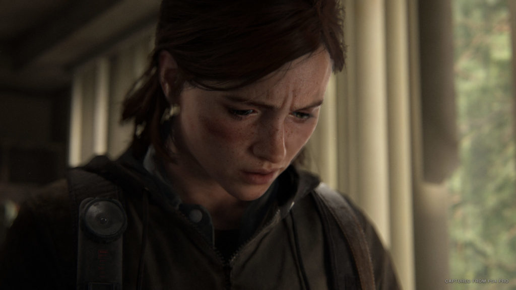 The Last of Us Part ll: Ellie