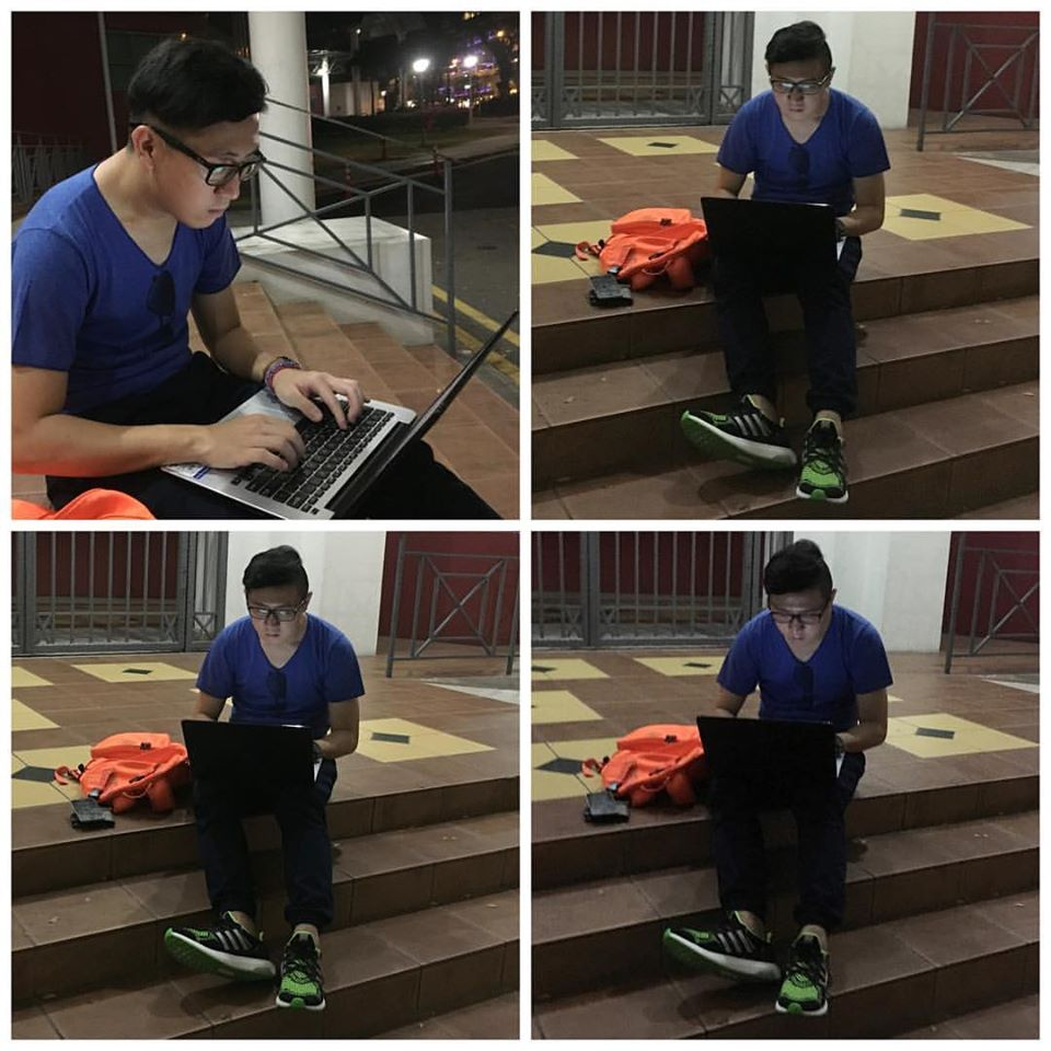 Stories of the Storytellers: Kenneth Tan Working Anywhere