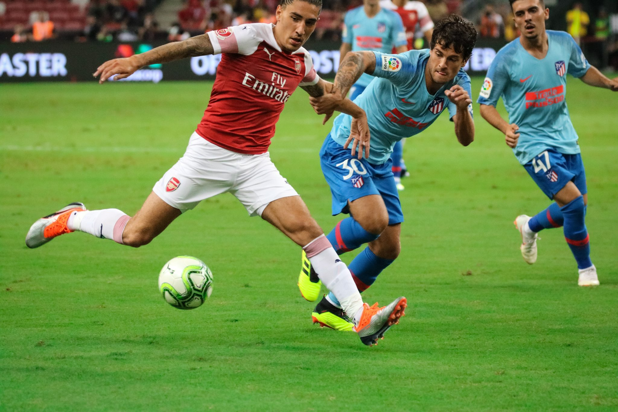 ICC Singapore Opening Match: Arsenal Chances