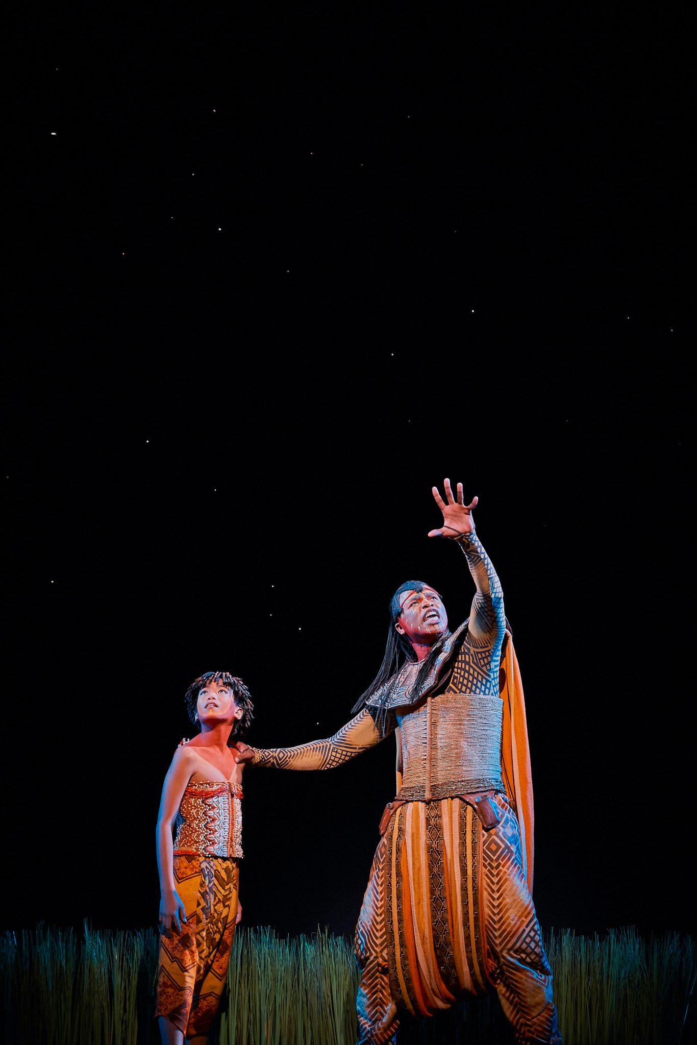 Lion King The Musical: Affirmation