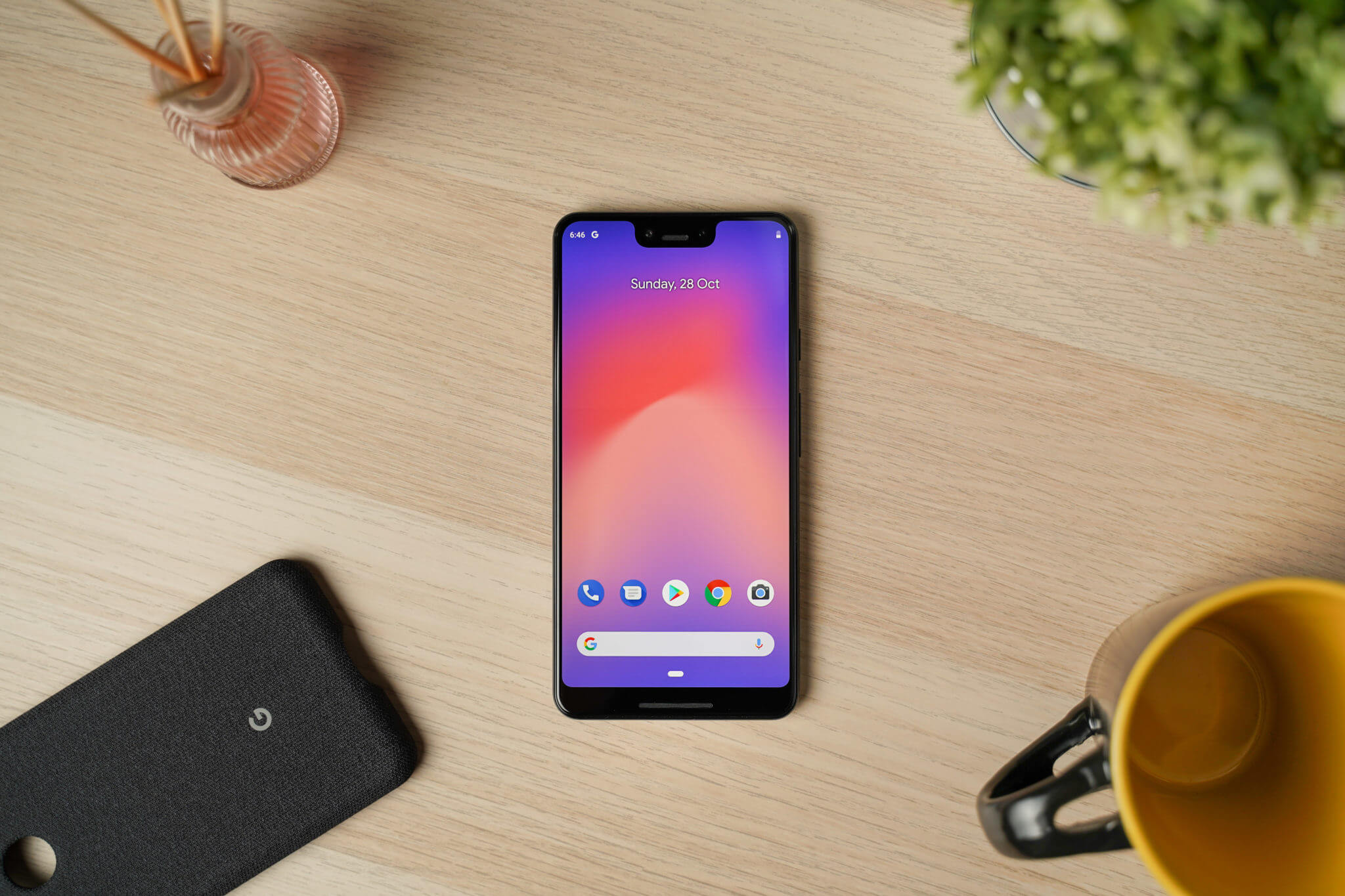 Pixel 3 Review: Display Screen