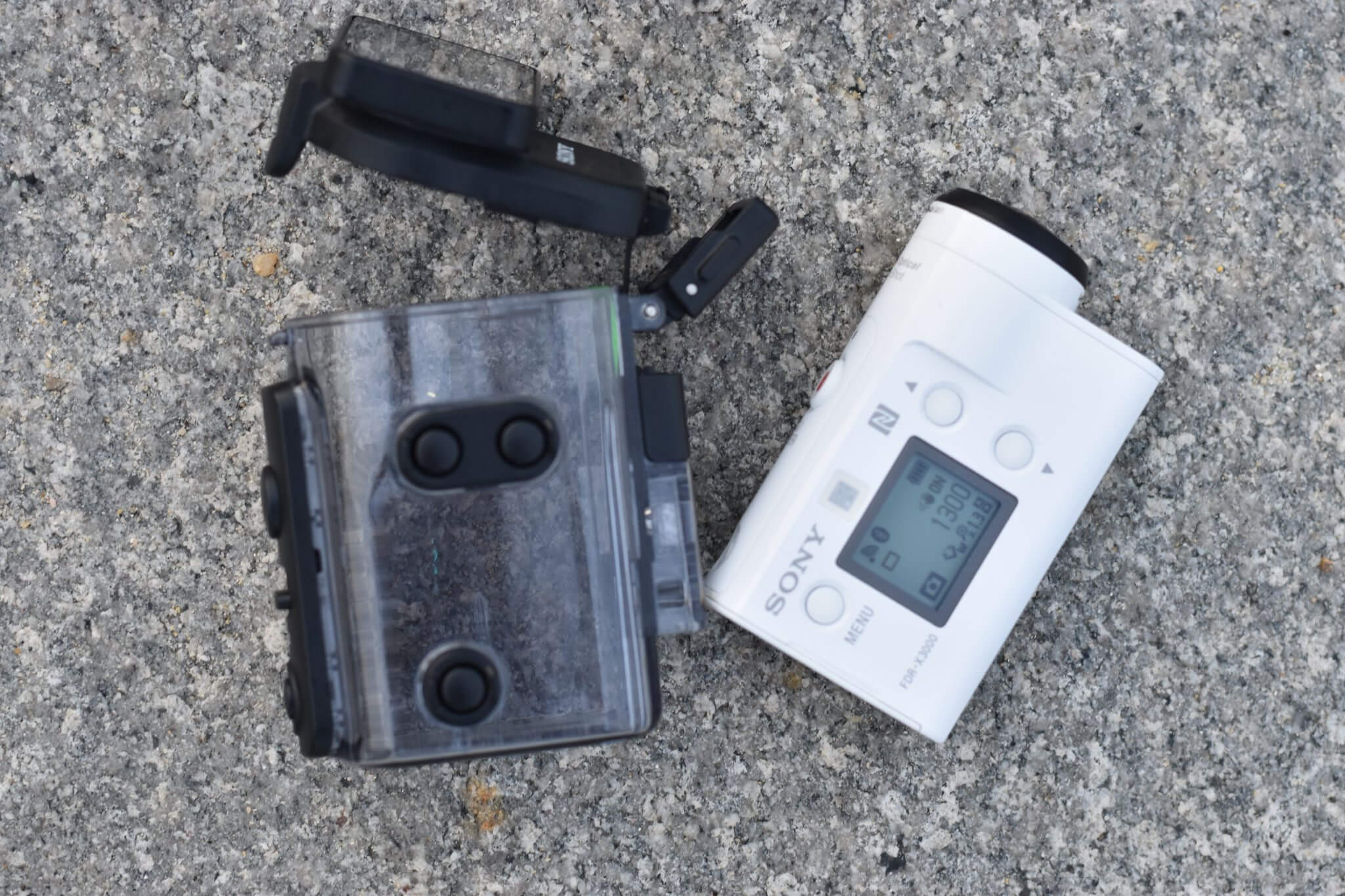 Sony FDR-X3000: Waterproof Case