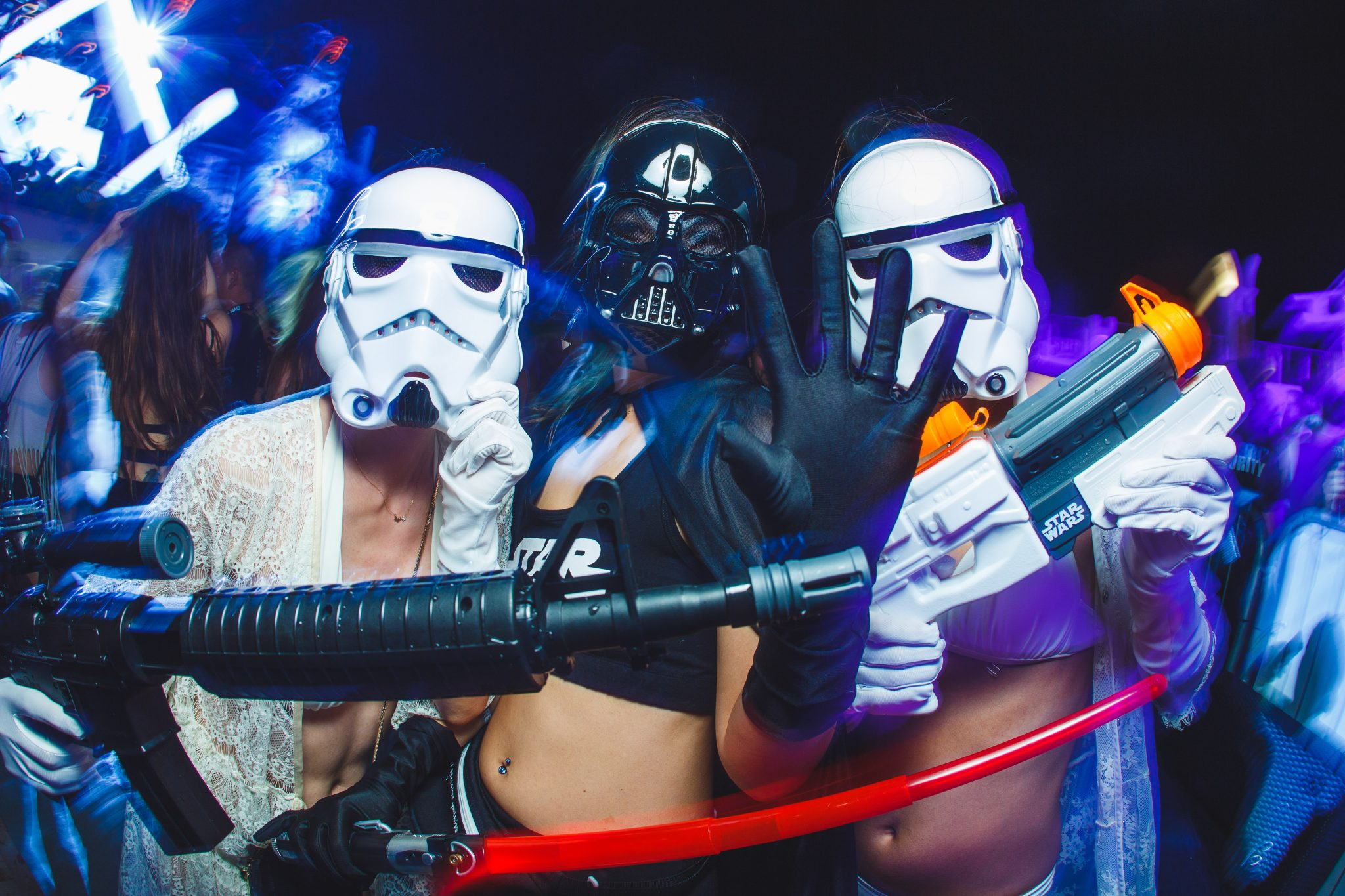 ITS2018: Star Wars themed party