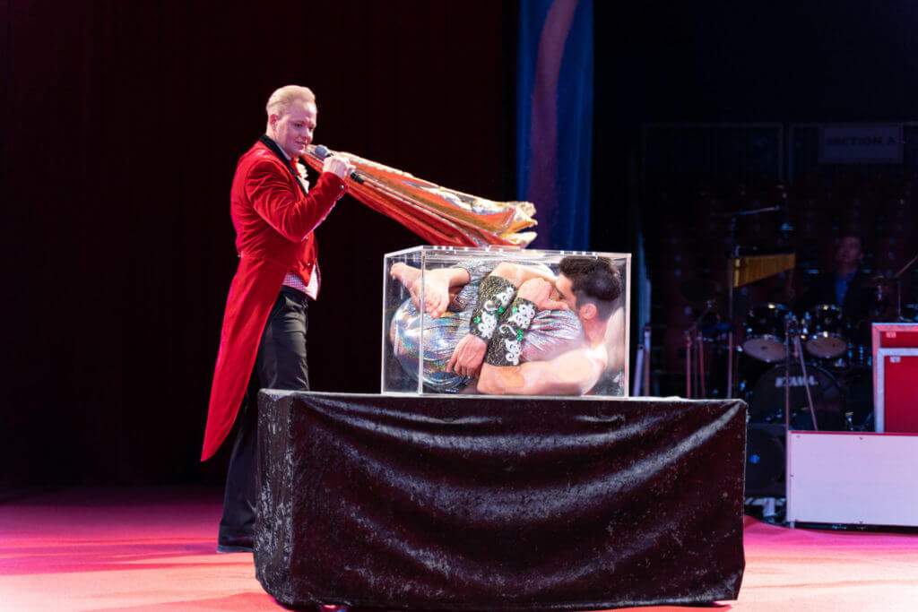 The Great Moscow Circus: Stas