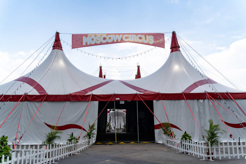 The Great Moscow Circus: Mighty Red Top