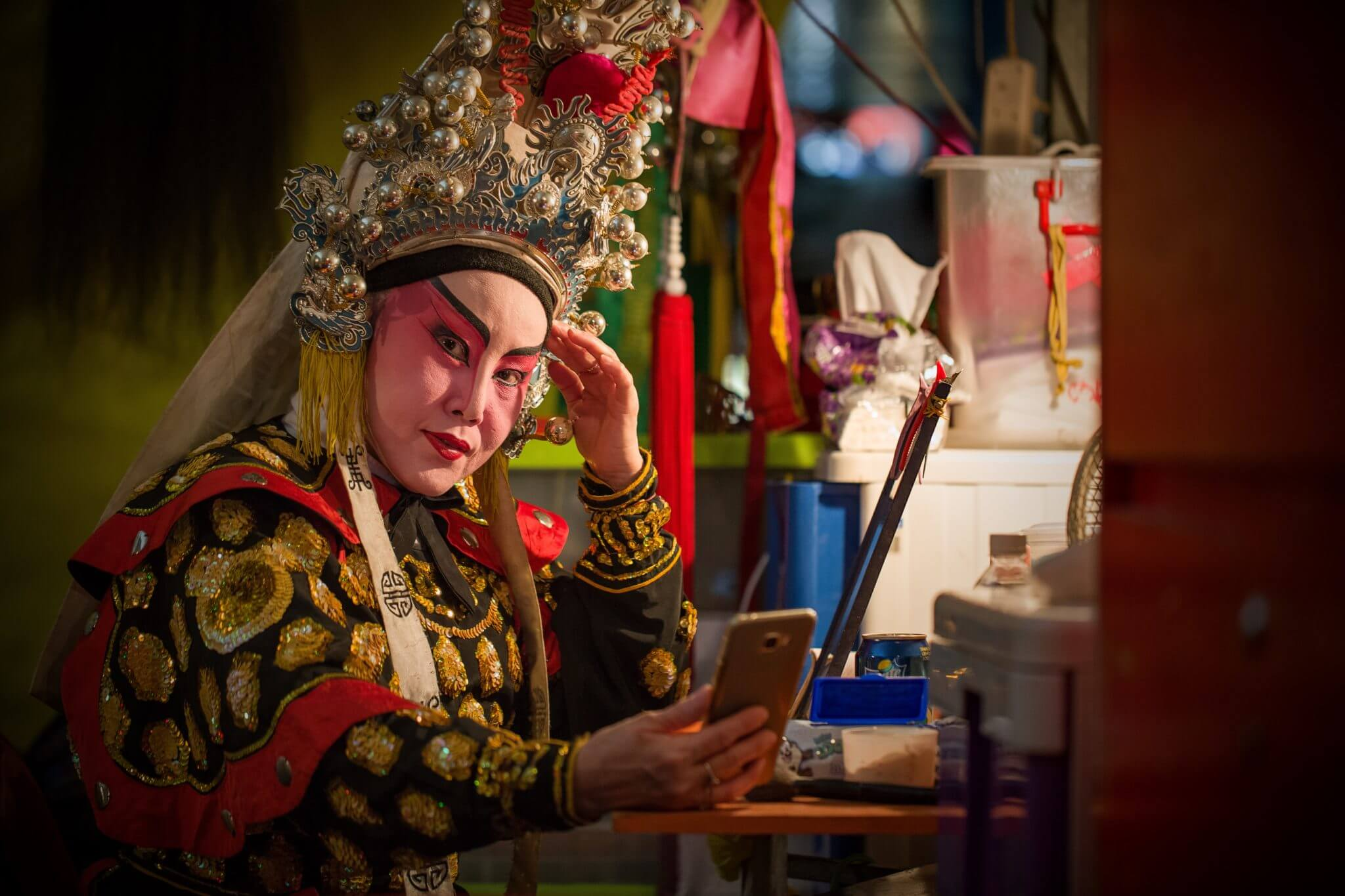 Between the Lines: Discovering Teochew Opera