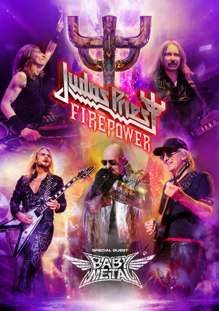 Judas Priest: Concert Cover