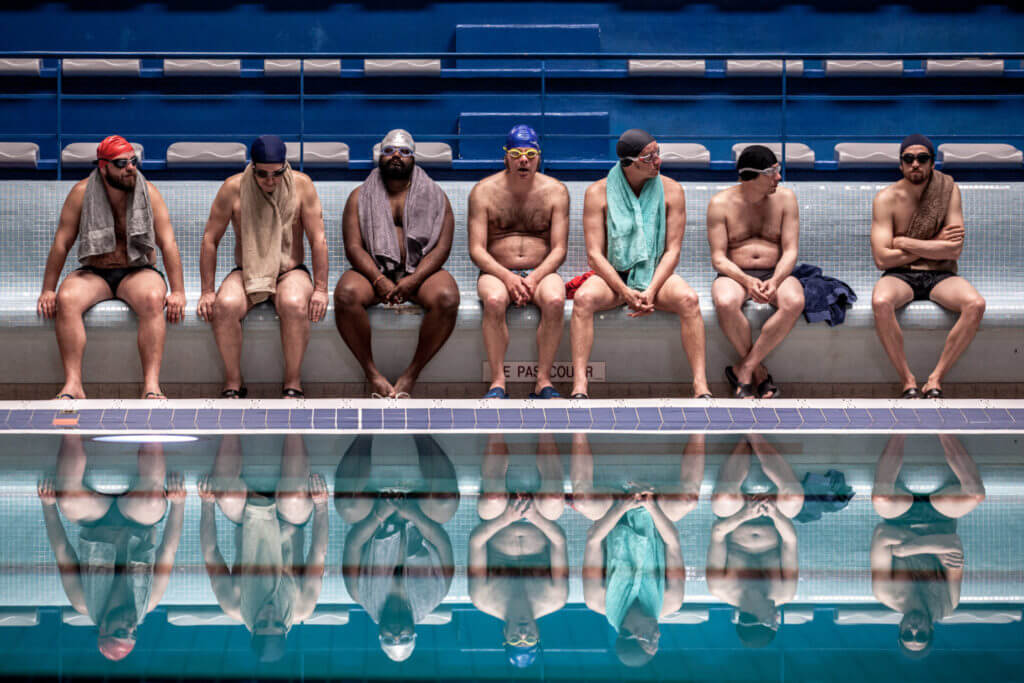 Sink or Swim: Swimming Team